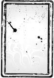 De grens van Grunge - Royalty-vrije Stock Afbeeldingen