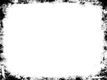 De grens van Grunge Royalty-vrije Stock Foto's