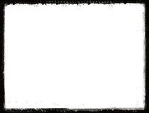 De grens van Grunge Stock Foto