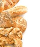 De grens van het brood Stock Foto's