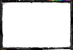 De grens van het frame stock illustratie