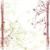 De grens van het ornament Stock Foto's