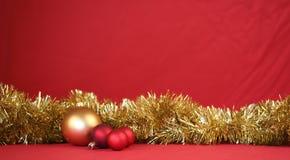 De grens van Kerstmis Stock Afbeelding