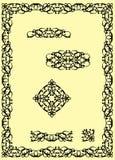 De grens van ?lassical #2 royalty-vrije illustratie