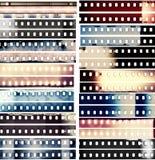 De grenzen van de film Royalty-vrije Stock Afbeelding