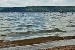 De Grey Lake. Arkansas, USA Royalty Free Stock Photo