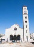 De Griekse Orthodoxe Kerk in Amman Royalty-vrije Stock Afbeelding