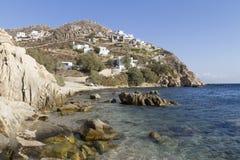 De Griekse Reeks van Eilanden - Mykonos Stock Foto's
