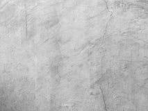 De grijze achtergrond van de ruwe oppervlakte concrete textuur Stock Afbeelding