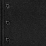 De grijze achtergrond van het doekcanvas Royalty-vrije Stock Foto