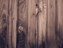 De grijze donkere houten achtergrond van de vloertextuur Hoogste mening Stock Foto's