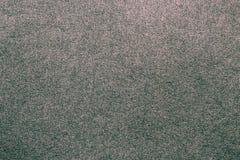 De grijze groene achtergrond van de suèdetextuur Royalty-vrije Stock Foto's