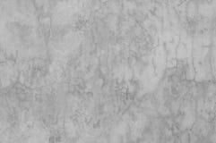 De grijze muur van het grungecement Royalty-vrije Stock Foto