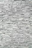 De grijze muur van het zandsteenpatroon Stock Afbeelding