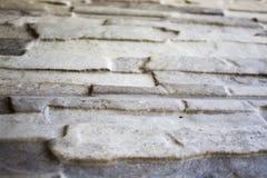 De grijze Muur van de Steen Stock Afbeeldingen