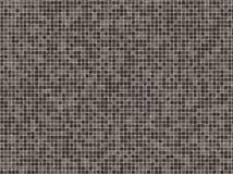 De grijze Tegels van Mosaïc van de Steen Royalty-vrije Stock Fotografie