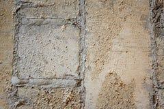De grijze textuur van de grungemuur Stock Fotografie