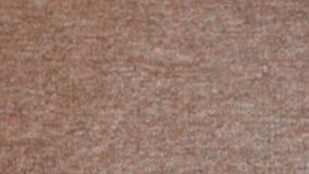 De grijze textuur van het shorthairtapijt blur stock videobeelden