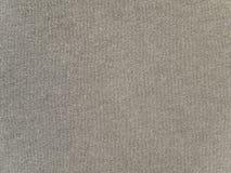 De grijze textuur van de t-shirtstof Royalty-vrije Stock Foto's