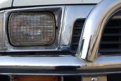 De grill van de bestelwagen Royalty-vrije Stock Foto