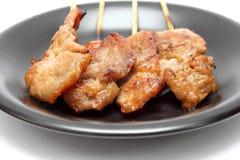 De grill van het varkensvlees Stock Fotografie