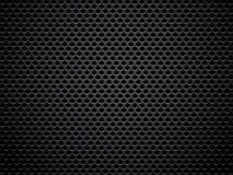 De grilltextuur van het metaal Stock Afbeelding