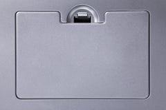 De groef van de batterij Royalty-vrije Stock Foto
