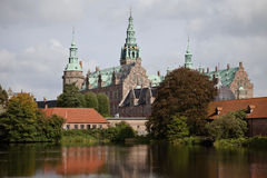 De Groef van Frederiksborg Royalty-vrije Stock Afbeelding