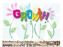 De groei stock illustratie