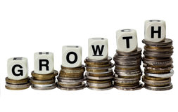 De groei stock afbeeldingen