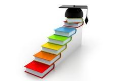 De groei van onderwijs Vector Illustratie