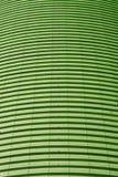 De groene abstracte achtergrond van de dakgolf Royalty-vrije Stock Foto