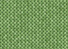 De groene achtergrond van de stoffentextuur stock illustratie