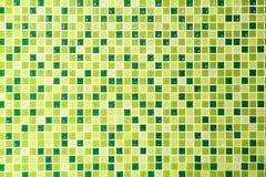 De groene achtergrond van het steenpatroon Royalty-vrije Stock Afbeeldingen