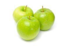 De groene Appelen van de Granny Smith Stock Foto's
