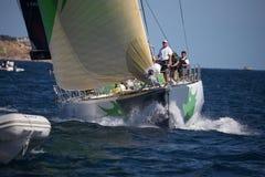 De groene Draak in VOR Stock Fotografie