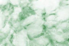 De groene marmeren abstracte achtergrond van de patroontextuur/textuuroppervlakte van marmeren steen van aard Royalty-vrije Stock Foto
