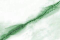 De groene marmeren abstracte achtergrond van de patroontextuur/textuuroppervlakte van marmeren steen van aard Royalty-vrije Stock Foto's