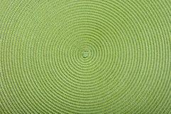 De groene oppervlakte van grasintertexture Stock Foto
