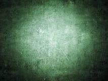 De groene oude grungedocument achtergrond van het textuuronduidelijke beeld Stock Afbeelding