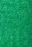 De groene in reliëf gemaakte achtergrond van de leertextuur Royalty-vrije Stock Foto