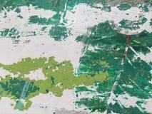 De groene textuur van de grungeoppervlakte Stock Afbeelding
