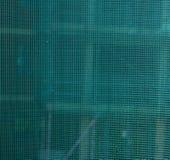 De groene textuur van het netwerkgaas Stock Foto's