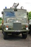 De groene Vrachtwagen van de Brand van de Godin Stock Afbeelding
