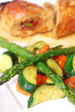 De groente versiert Royalty-vrije Stock Afbeelding