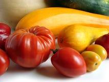 De groenten sluiten omhoog Royalty-vrije Stock Fotografie