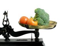 De groenten van het dieet Royalty-vrije Stock Fotografie