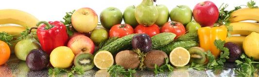 De groenten van het fruit Royalty-vrije Stock Foto's