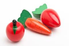 De groenten van het stuk speelgoed Royalty-vrije Stock Foto's