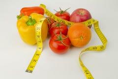 De groenten van vruchten Stock Foto's